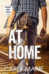 At Home Book Cover